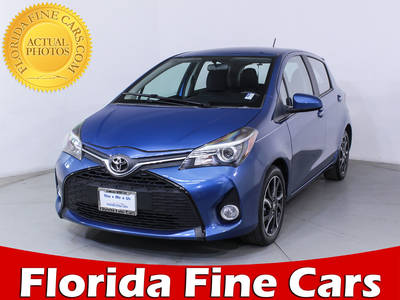Used TOYOTA YARIS 2015 HOLLYWOOD Se