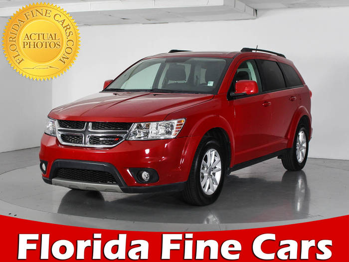 Used DODGE JOURNEY 2015 WEST PALM CREW