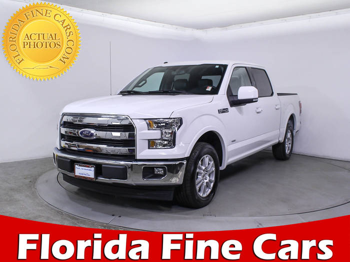 Used FORD F 150 2017 MIAMI LARIAT