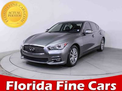 Used INFINITI Q50 2014 HOLLYWOOD