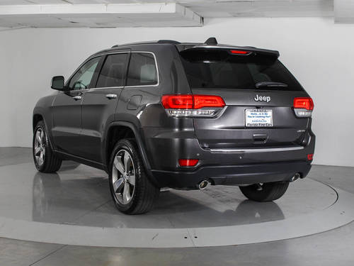 Used JEEP GRAND CHEROKEE 2014 WEST PALM LIMITED