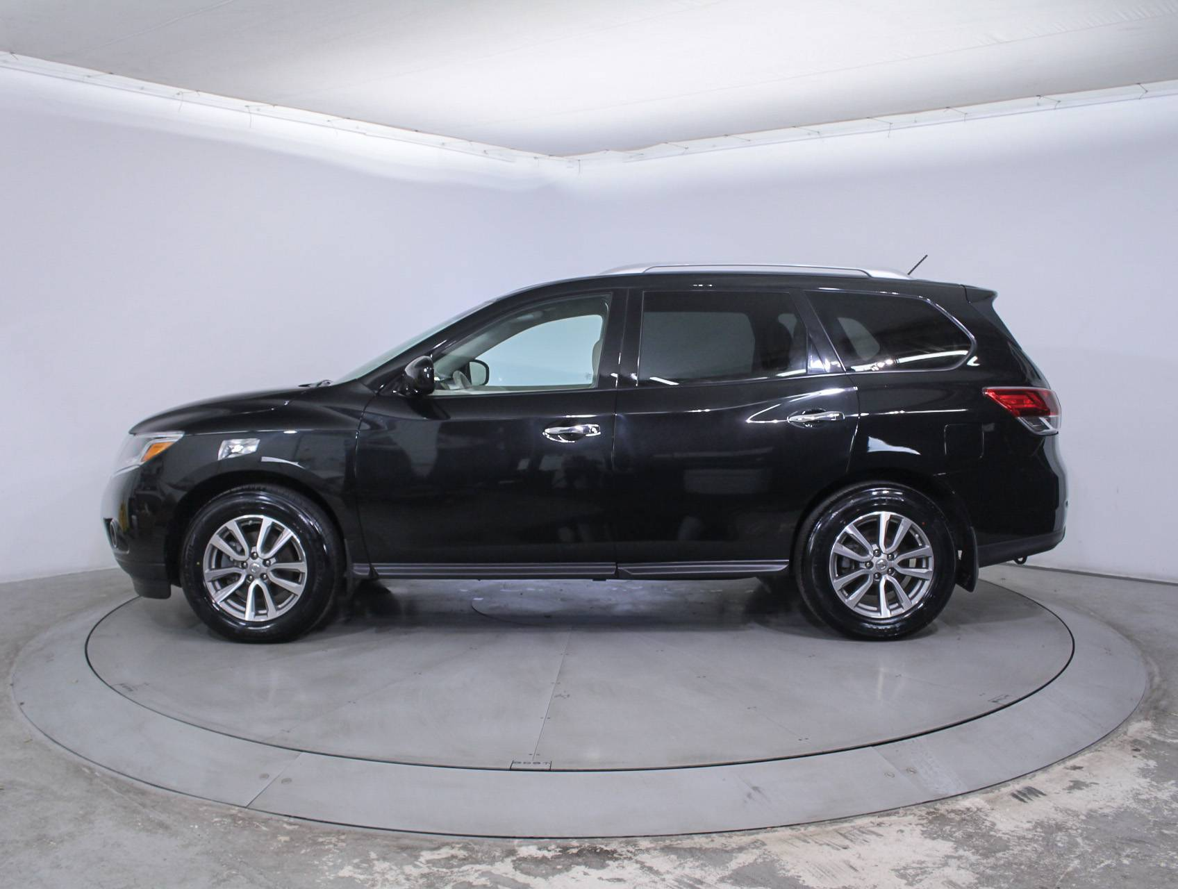 used 2015 nissan pathfinder s suv for  in miami, fl | 86795