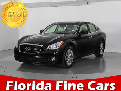 Used INFINITI M37 2013 WEST PALM