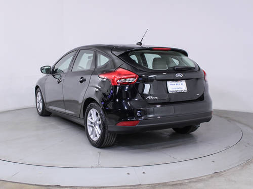 Used FORD FOCUS 2017 MIAMI SE