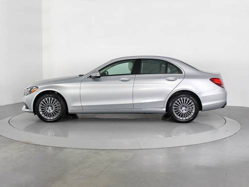 Used MERCEDES-BENZ C CLASS 2015 WEST PALM C300 Luxury 4matic