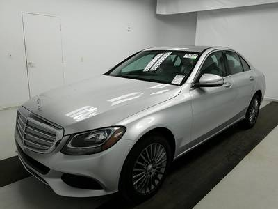 Used MERCEDES-BENZ C CLASS 2015 WEST PALM C300 4MATIC