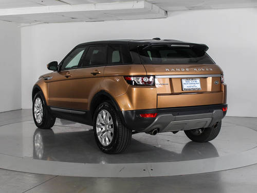 Used LAND ROVER RANGE ROVER EVOQUE 2014 WEST PALM PURE