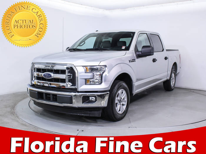 Used FORD F 150 2017 MIAMI Xlt