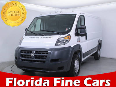 Used RAM PROMASTER 1500 2017 MIAMI LOW ROOF 136WB