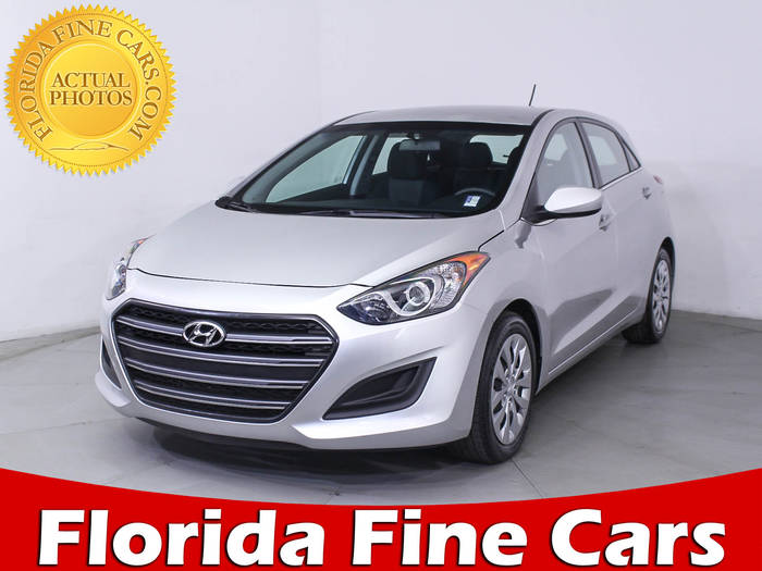 Used HYUNDAI ELANTRA GT 2017 HOLLYWOOD