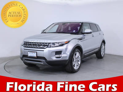 Used LAND ROVER RANGE ROVER EVOQUE 2014 HOLLYWOOD PURE PLUS