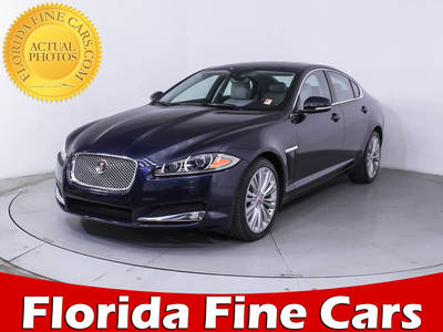 Used JAGUAR XF 2015 MIAMI Premium