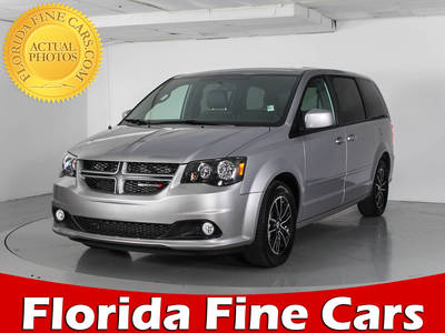 Used DODGE GRAND CARAVAN 2016 WEST PALM R/t
