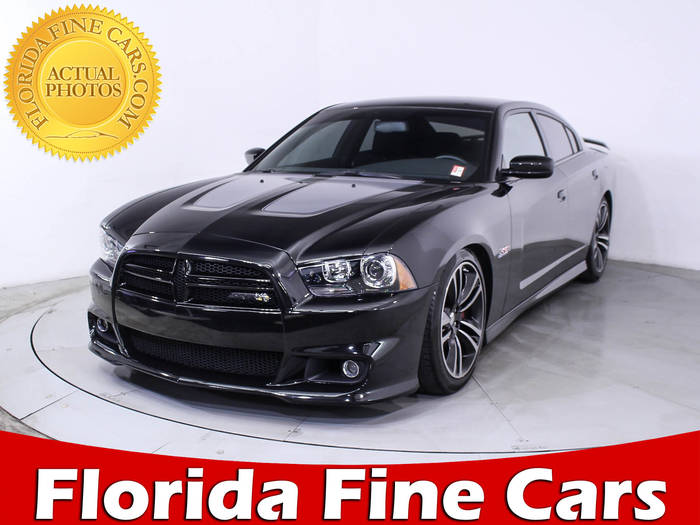 Used DODGE Charger Srt8 2013 MIAMI SUPERBEE