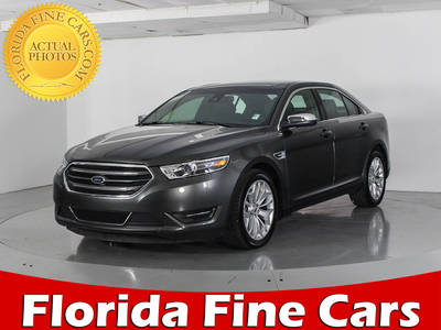 Used FORD TAURUS 2017 WEST PALM LIMITED