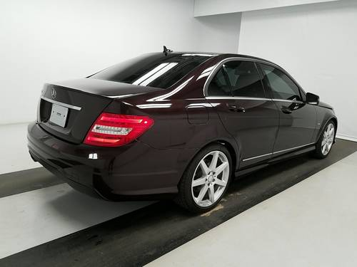 Used MERCEDES-BENZ C CLASS 2012 HOLLYWOOD C250