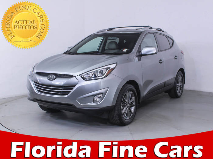 Used HYUNDAI TUCSON 2014 MIAMI Limited