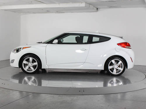 Used HYUNDAI VELOSTER 2013 WEST PALM