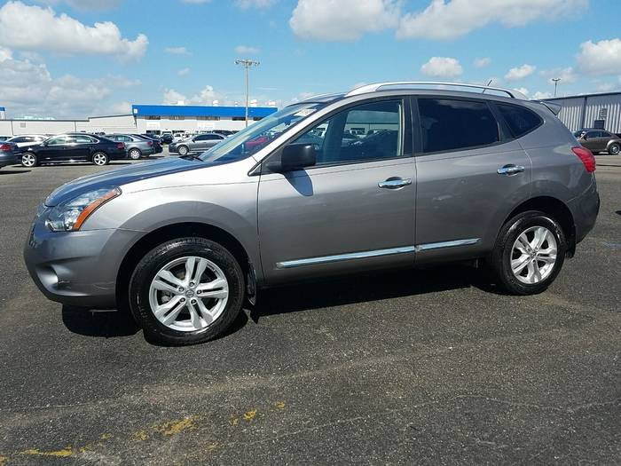 Used NISSAN ROGUE SELECT 2015 MIAMI S