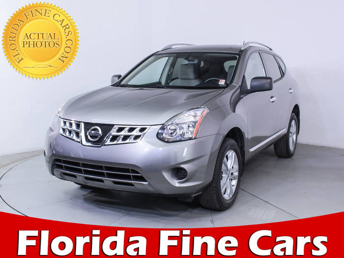 Used NISSAN ROGUE SELECT 2015 WEST PALM S