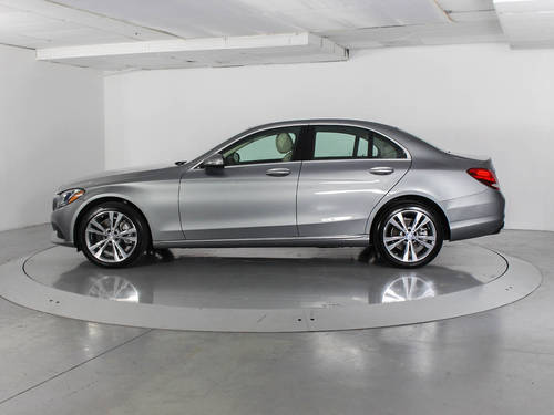 Used MERCEDES-BENZ C CLASS 2015 WEST PALM C300 Sport 4matic