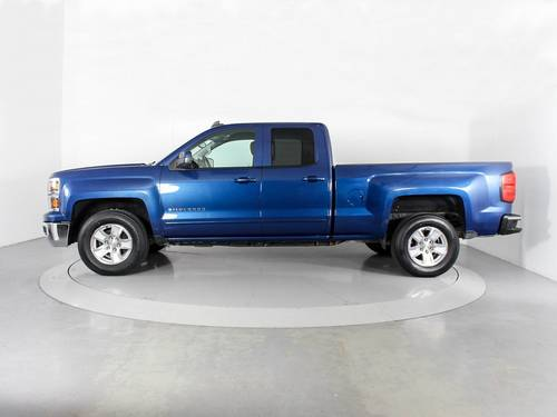 Used CHEVROLET SILVERADO 2015 WEST PALM LT