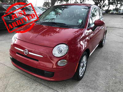 Used FIAT 500 2015 WEST PALM POP
