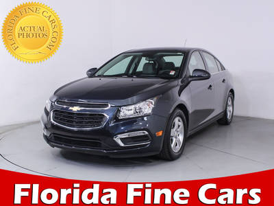 Used CHEVROLET CRUZE LIMITED 2016 MIAMI 1LT