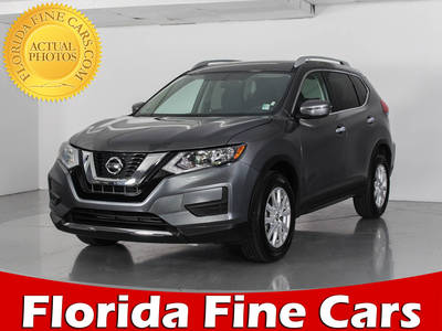 Used NISSAN ROGUE 2017 WEST PALM Sv Awd
