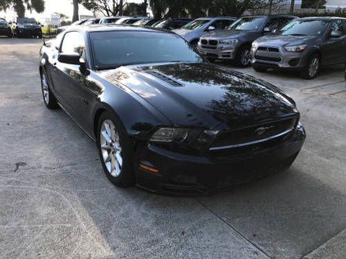 Used FORD MUSTANG 2014 WEST PALM GT