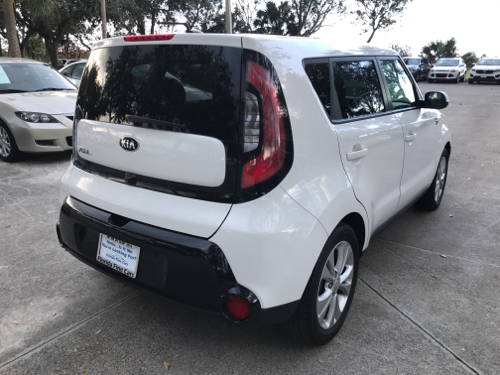 Used KIA SOUL 2016 WEST PALM PLUS