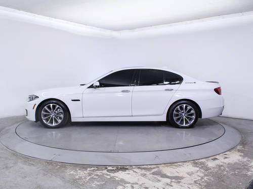 Used BMW 5 SERIES 2014 HOLLYWOOD ACTIVEHYBRID 5