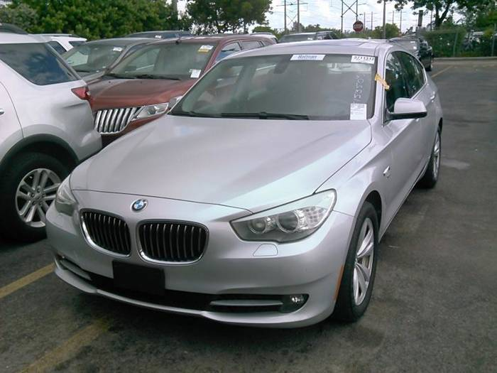Used BMW 5 SERIES 2011 HOLLYWOOD 535I XDRIVE GT