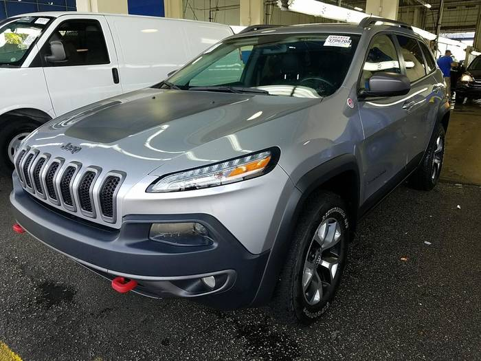 Used JEEP CHEROKEE 2014 MIAMI TRAILHAWK