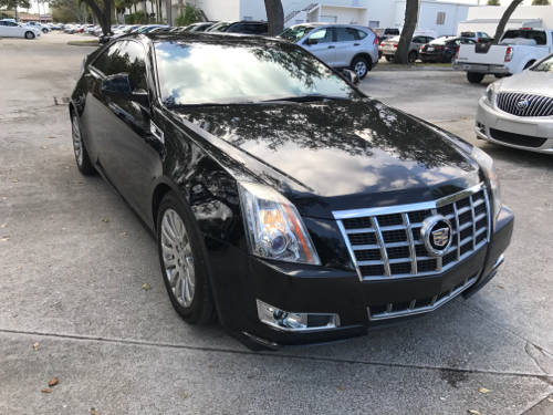 Used CADILLAC CTS 2012 WEST PALM PERFORMANCE