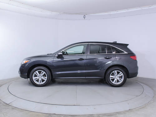 Used ACURA RDX 2014 MIAMI TECHNOLOGY PACKAGE