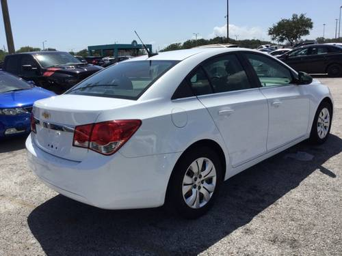 Used CHEVROLET CRUZE 2012 MIAMI 2LS