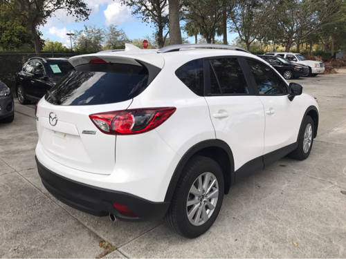 Used MAZDA CX 5 2016 WEST PALM TOURING