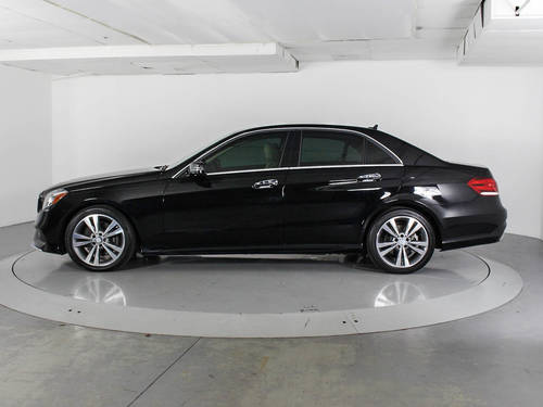 Used MERCEDES-BENZ E CLASS 2016 WEST PALM E350