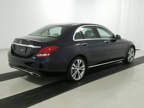 Used MERCEDES-BENZ C CLASS 2015 HOLLYWOOD C300