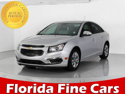 Used CHEVROLET CRUZE LIMITED 2016 WEST PALM LS