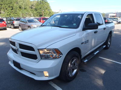Used RAM 1500 2015 WEST PALM Express