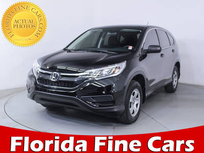 Used HONDA CR V 2015 MIAMI LX