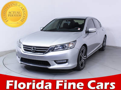 Used HONDA ACCORD 2013 MIAMI SPORT