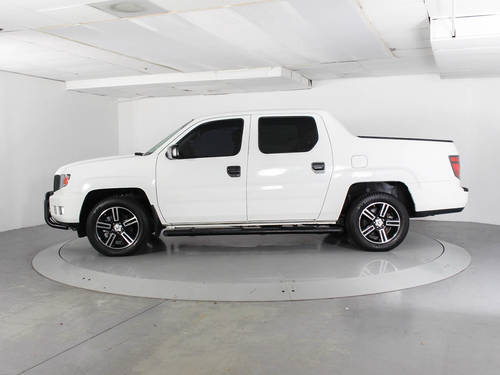 Used HONDA RIDGELINE 2013 WEST PALM SPORT