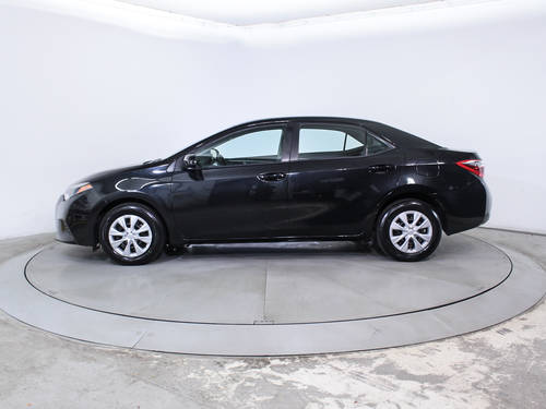 Used TOYOTA COROLLA 2014 HOLLYWOOD L
