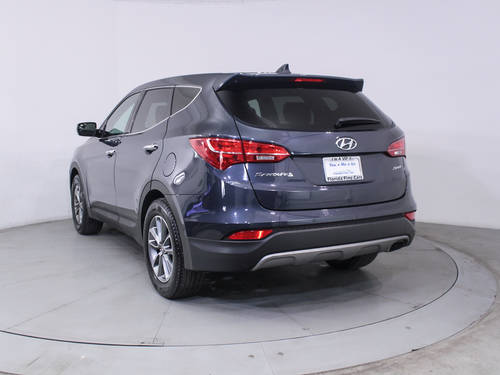 Used HYUNDAI SANTA FE 2016 HOLLYWOOD SPORT