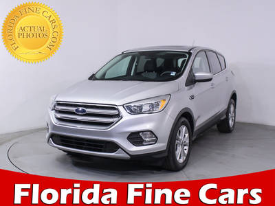 Used FORD ESCAPE 2017 HOLLYWOOD SE