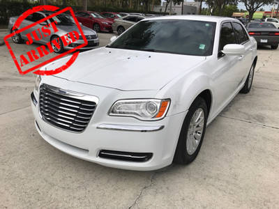 Used CHRYSLER 300 2014 WEST PALM TOURING