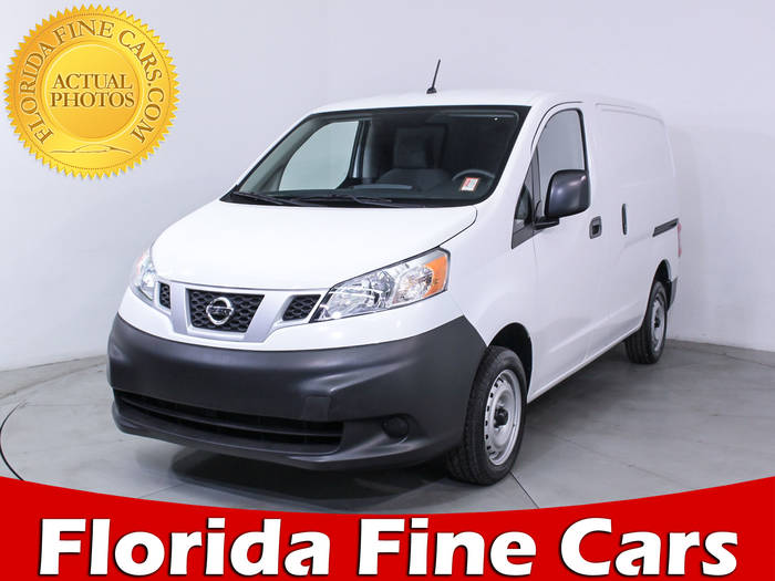 Used NISSAN NV200 2017 MIAMI S